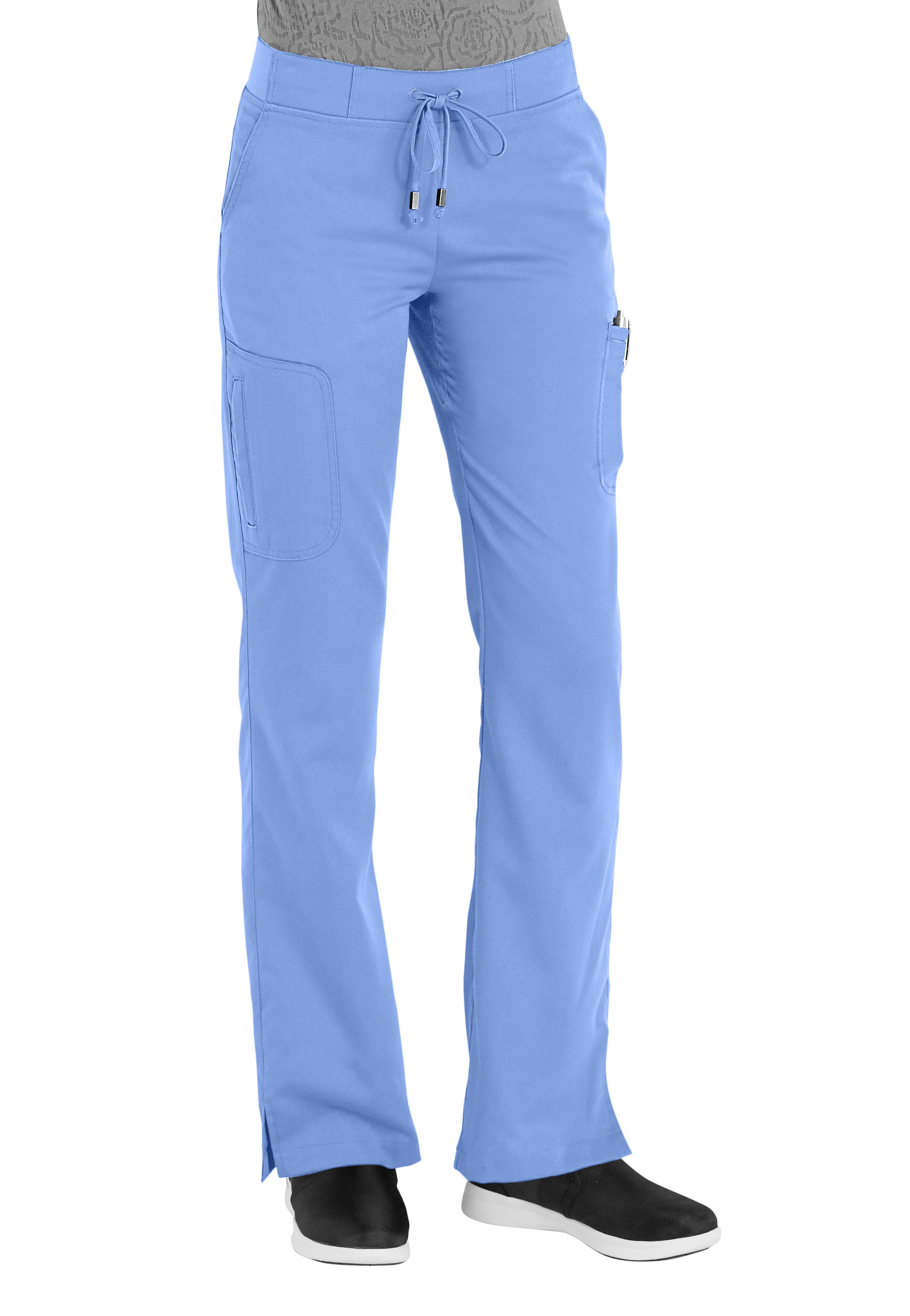 Grey's Anatomy - Women's Tie Front Scrub Pants, 4277