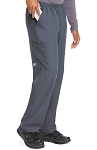 Skechers - Men's Zip Fly Scrub Pants