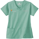 White Swan Fundamentals - Women's Scrub Top