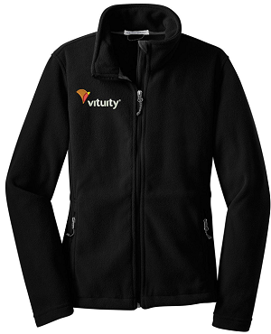 Vituity Women's Port Authority Fleece Jacket