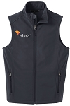 Vituity Men's Port Authority Soft Shell Vest