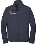 Vituity Men's Port Authority Soft Shell Jacket
