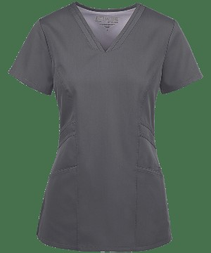 Grey's Anatomy - Women's V-Neck Scrub Top